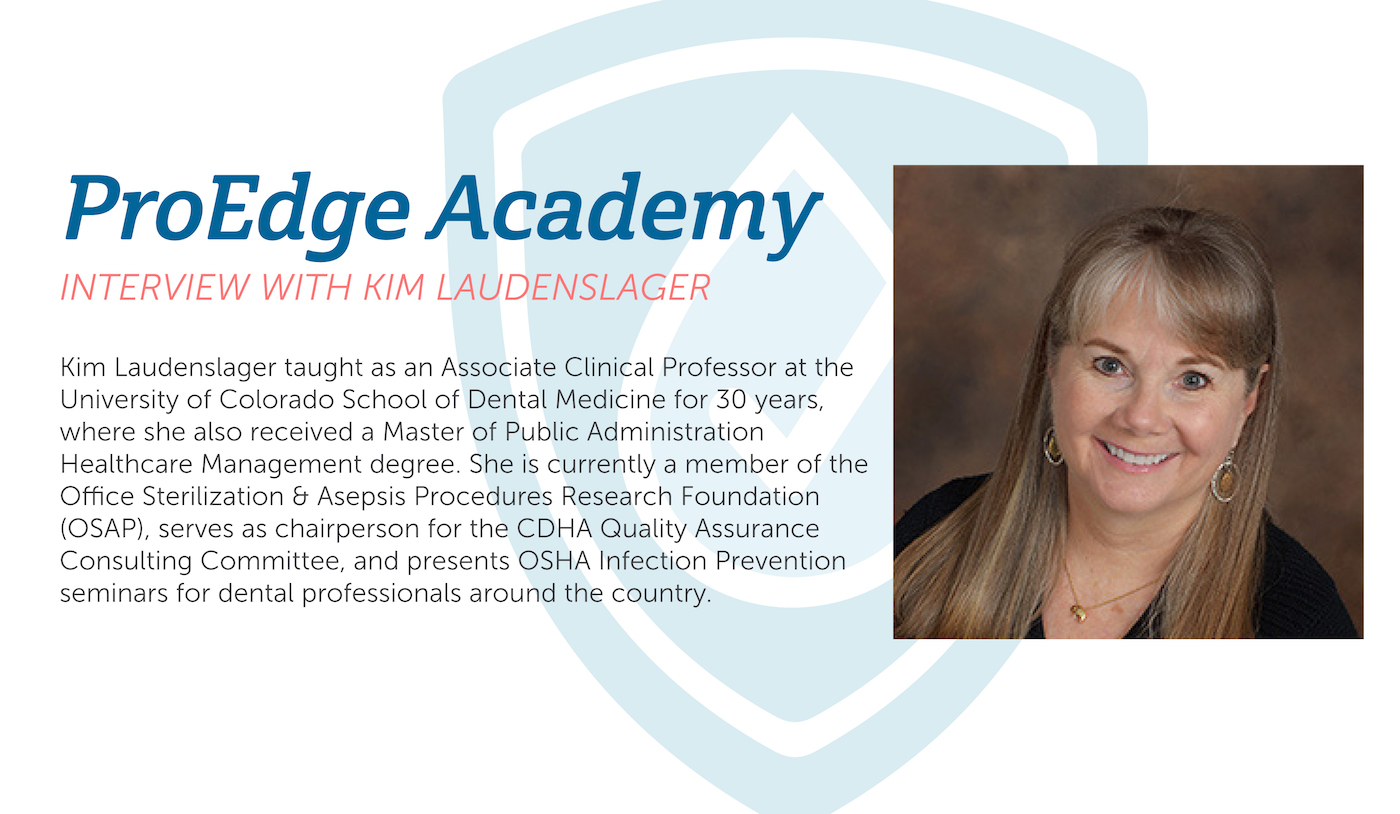 Talking Dental Water Safety with Kim Laudenslager
